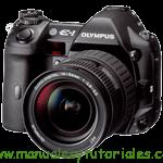 Olympus E-1 Manual de usuario en PDF Español