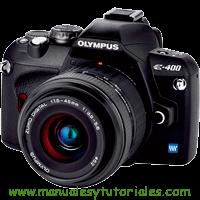 Olympus E-400 Manual de usuario en PDF Español