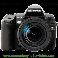 Olympus E-5 Manual de usuario en PDF Español