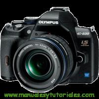 Olympus E-600 Manual de usuario en PDF