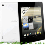 Manual usuario PDF Acer Iconia A1-811
