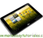 Manual usuario PDF Acer Iconia A200