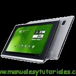 Manual usuario PDF Acer Iconia A501