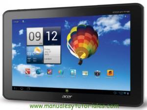 Manual usuario PDF Acer Iconia A511