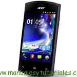 Manual usuario PDF Acer Liquid Express