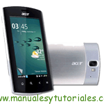 Acer Liquid MT Manual de usuario en PDF Español