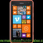 Nokia Lumia 625   Manual de usuario PDF español