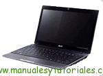 Manual usuario PDF Acer Aspire 1430