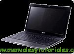 Manual usuario PDF Acer Aspire 1800