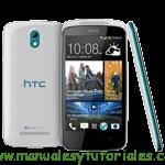 HTC Desire 500 | Manual de usuario en pdf español