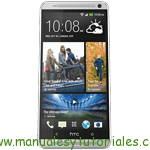 HTC One max | Manual de usuario en pdf español