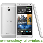 HTC One mini | Manual de usuario en pdf español