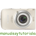Canon Digital IXUS 990 IS manual usuario pdf