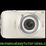 Canon Digital IXUS 990 IS manual usuario pdf