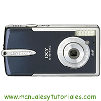 Canon Digital IXUS i5 Manual de usuario en PDF español