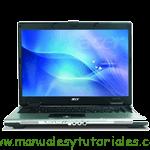 Manual usuario PDF Acer Aspire 3100