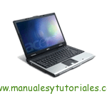 Manual usuario PDF Acer Aspire 3600