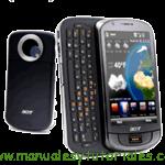 Manual usuario PDF Acer M900