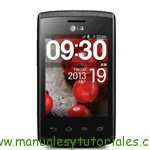 Manual usuario LG Optimus L1 II PDF