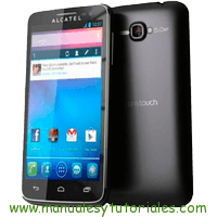 Alcatel One Touch XPOP Manual de usuario en PDF español