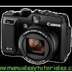 Canon PowerShot G1 X | Manual de usuario pdf español
