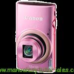 Canon IXUS 265 HS Guía y manual de usuario en PDF español