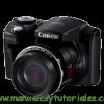 Canon PowerShot SX500 IS | Manual y manual de usuario en PDF español