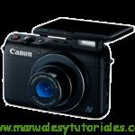 Canon PowerShot N100 | Manual de usuario en PDF español
