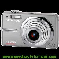 Olympus FE-250 Manual de usuario en PDF Español