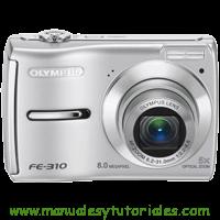 Olympus FE-310 Manual de usuario en PDF Español