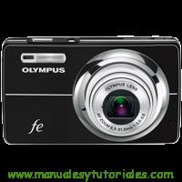 Olympus FE-5000 Manual de usuario en PDF Español