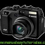 Canon PowerShot G12 | Guía y manual de usuario en PDF español