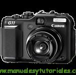 Canon PowerShot G11 | Guía y manual de usuario en PDF español