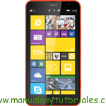 Nokia Lumia 1320 | Guía y manual de usuario en PDF español