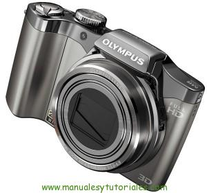 Olympus SZ-30MR Manual de usuario en PDF Español