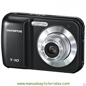 Olympus T-10 | Manual y guía de usuario en PDF Español