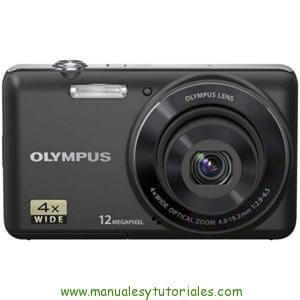Olympus VG-110 | Manual y guía de usuario en PDF Español