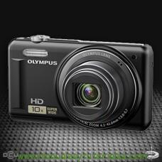 Olympus VR-310 | Manual y guía de usuario en PDF Español