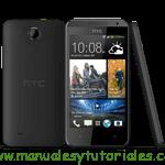 HTC Desire 300 | Guía y manual de usuario en PDF español