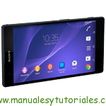 Sony Xperia T2 Ultra Manual de usuario en PDF español