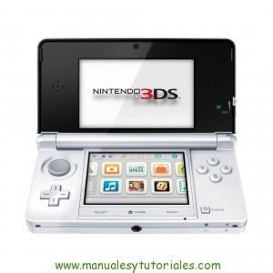 Nintendo 3DS | Manual y guía de usuario en PDF Español