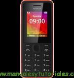 Nokia 106 Manual de usuario en PDF español