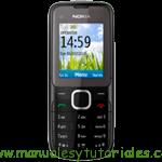 Nokia C1-01 | Guía y manual de usuario en PDF español