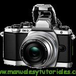 Olympus E-M10 Manual de usuario en PDF Español