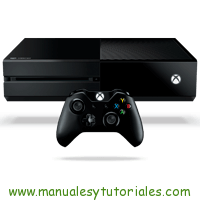 Xbox One Manual de usuario PDF español