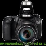 Canon EOS 60D | Manual de usuario en PDF español