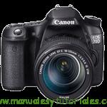 Canon EOS 70D | Guía y manual de usuario en PDF español