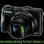 Canon PowerShot G1 X Mark II | Guía y manual de usuario en PDF español