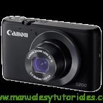 Canon PowerShot S200 | Guía y manual de usuario en PDF español