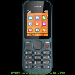 Nokia 100 manual